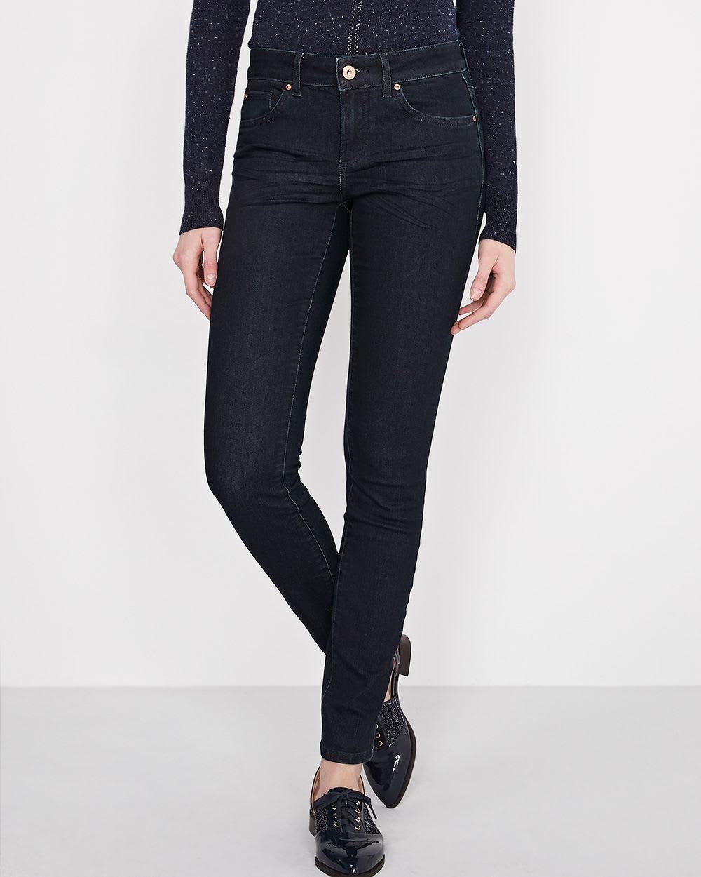 Skinny Jeans In Raw Denim Rw Co