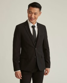 Essential Slim Fit suit Blazer