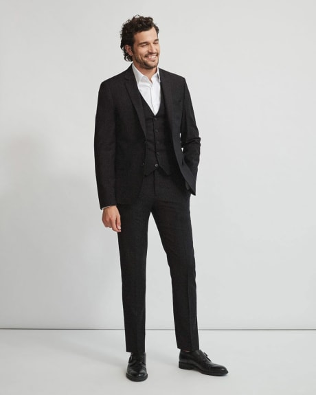 Essential Tailored Fit wool-blend suit Blazer