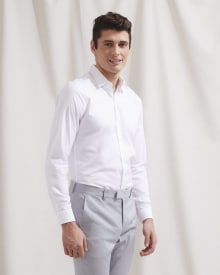 Slim Fit Dress Shirt - Tall