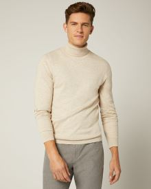 Lightweight Turtleneck Sweater