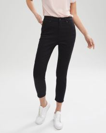 Black High-Waisted Natalie Jegging - 25''
