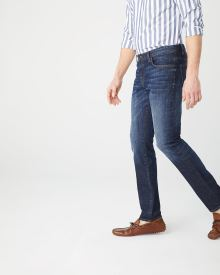 Slim leg premium dark wash Jeans