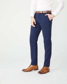 Tailored fit two-tone City Pant