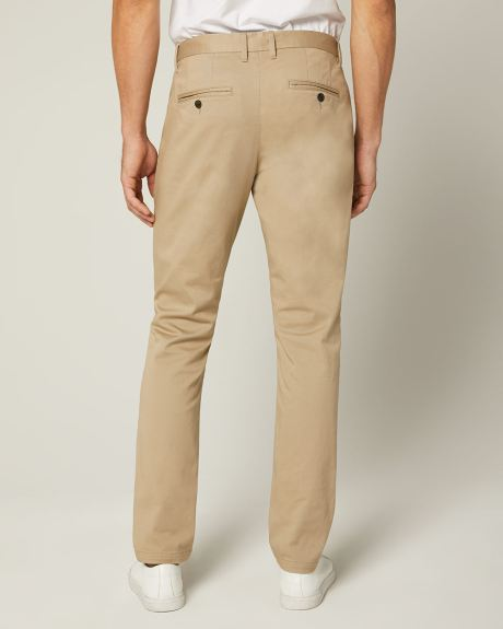 Slim Fit Classic Chino Pant