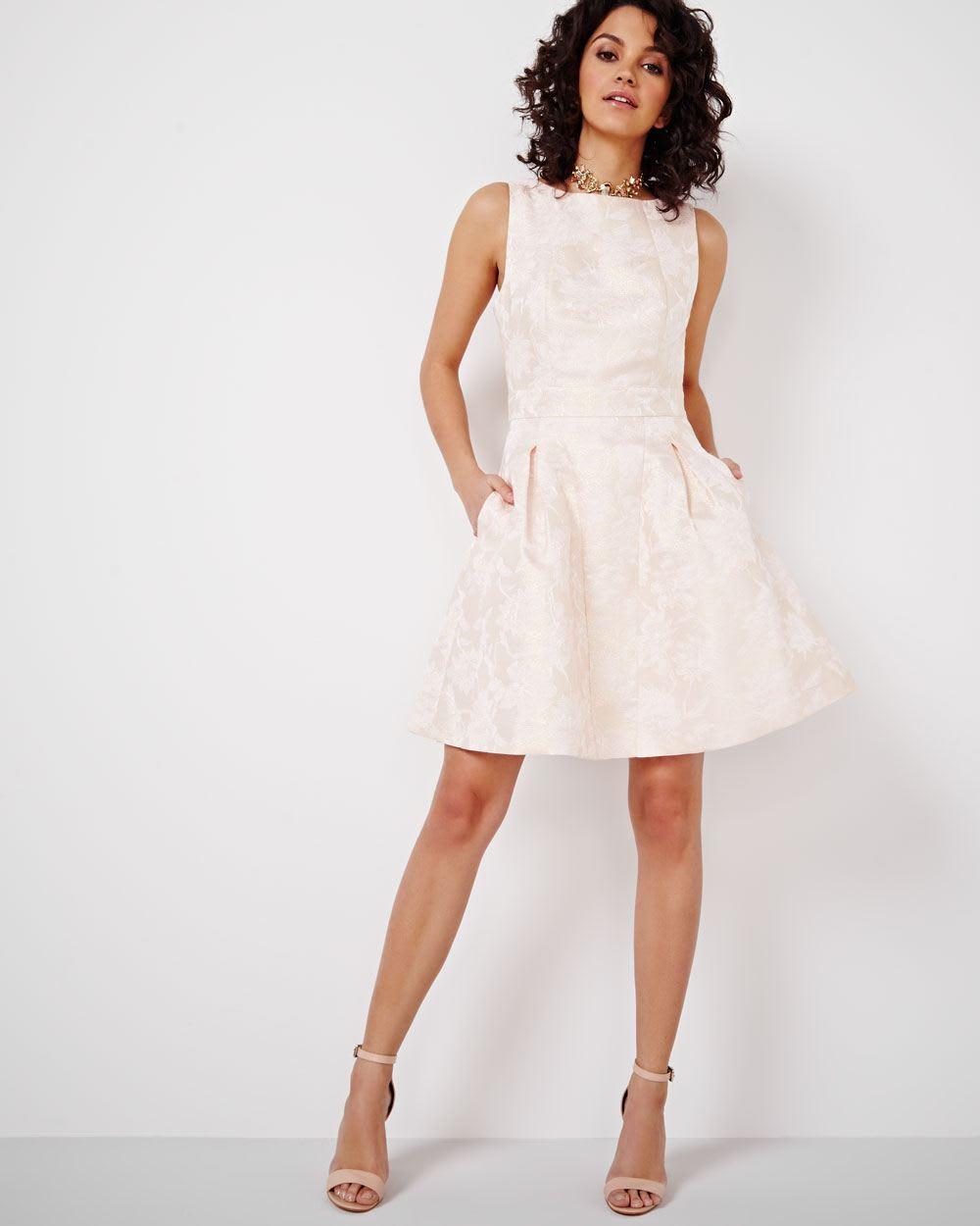 Jacquard dress Co EAY49YJ