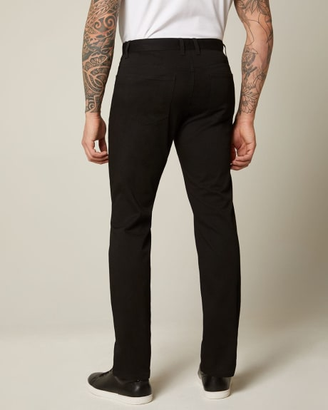 Straight fit 5-pocket pant