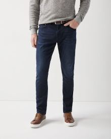 Slim leg Dark Wash Jeans