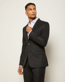 Slim Fit Navy Blue 40-hour Suit Blazer