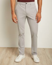 Slim Fit Birdseye Chino
