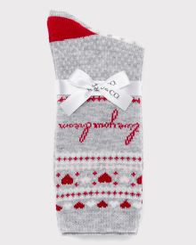 Holiday socks - 2 pairs