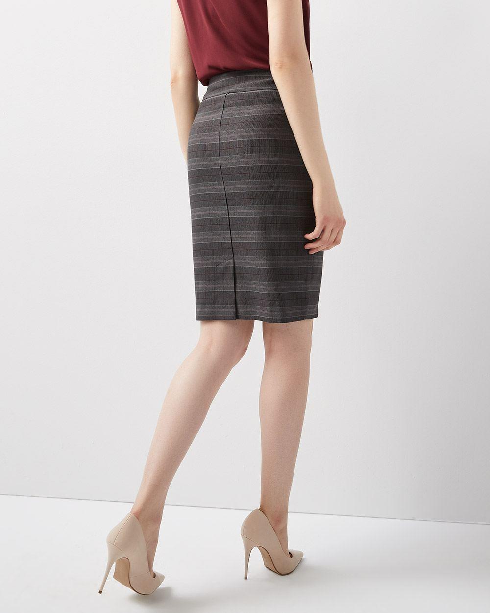 3fb844fe8d59a1 Plaid City Pencil Skirt | RW&CO.