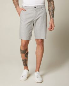 Chambray bermuda short - 10.5''