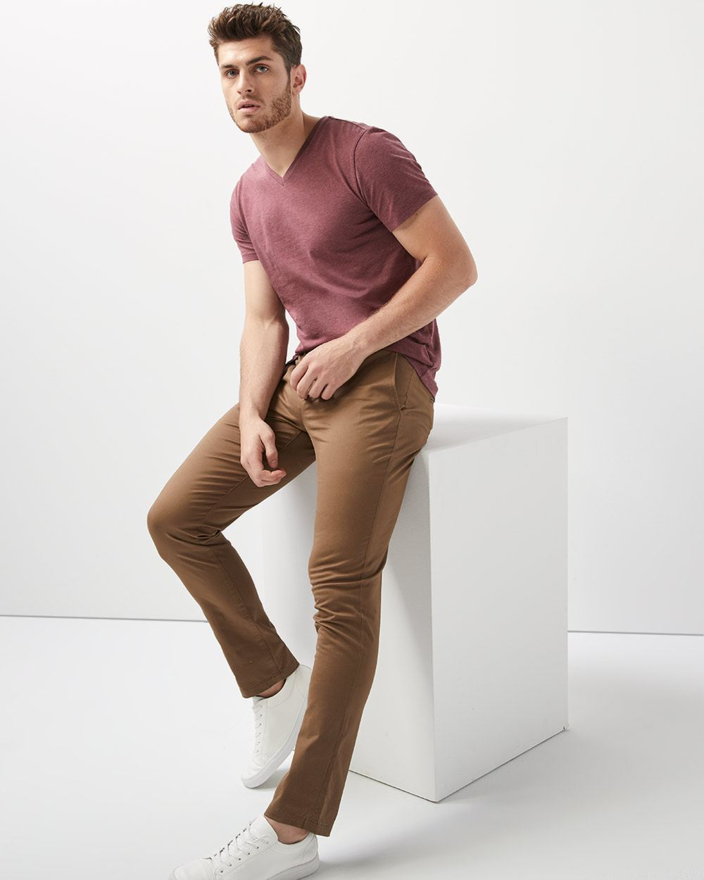 Slim Fit Chino Pant 30 Rwco Tendencies Navy Chinos Short 28