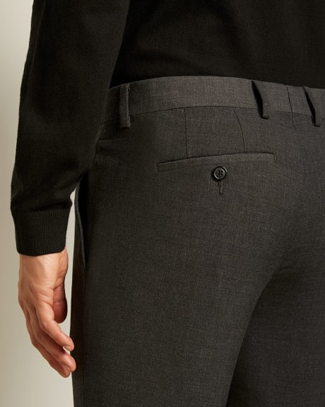 Essential Dark Grey Suit Pant