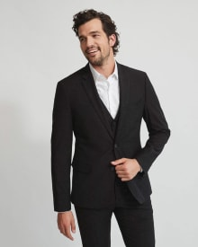 Essential Tailored Fit suit Blazer