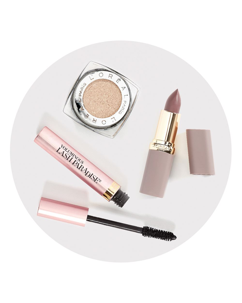 L'Oréal Paris X RW&CO. - ''Belle de Jour'' make-up kit