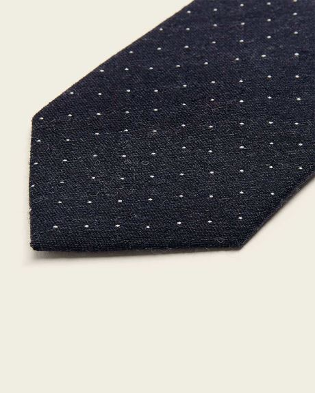 Regular Micro Dot Tie