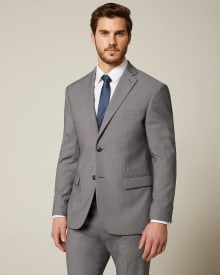Essential Grey Suit Blazer