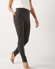 C&G Houndstooth city legging