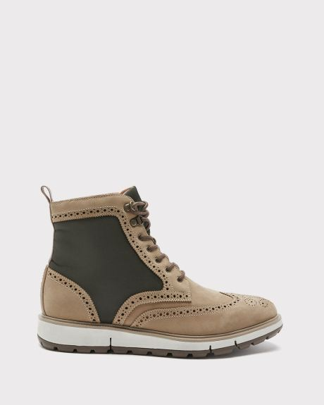 Swims (TM) Motion Wing Tip Boots