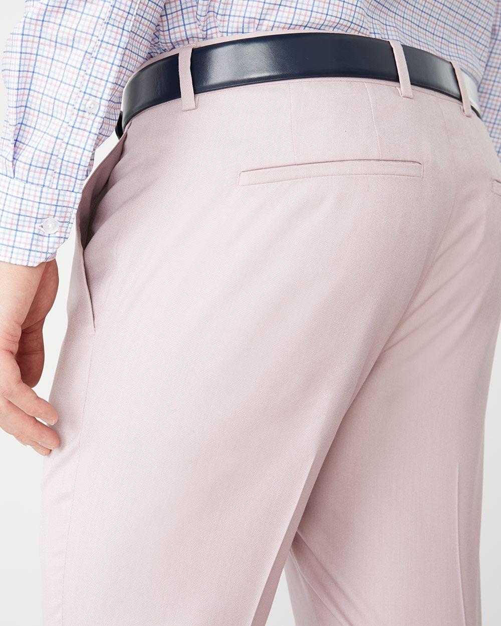 96a1b400008 Slim fit light pink suit pant | RW&CO.