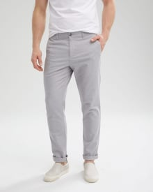 Slim Fit Textured Classic Chino Pant