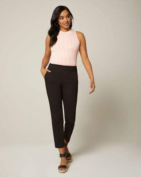 Halter neck Pleated top