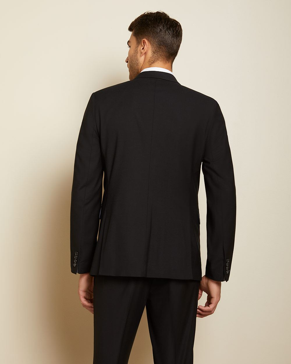 Essential Slim Fit suit Blazer - Short
