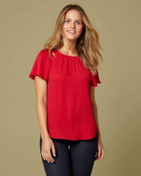 5ed0a6bd9e Women's New Arrivals: Blouses & Sweaters|Shop Online|RW&CO. Canada
