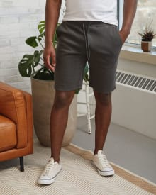 Fleece Jogger Short