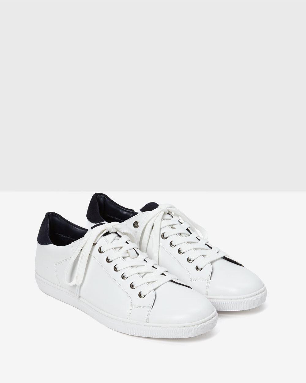 3870a84ab Men's White Sneaker | RW&CO.