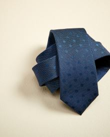 Regular Tonal dot tie