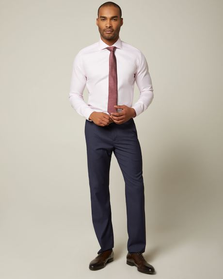 Tailored fit dark blue City Pant