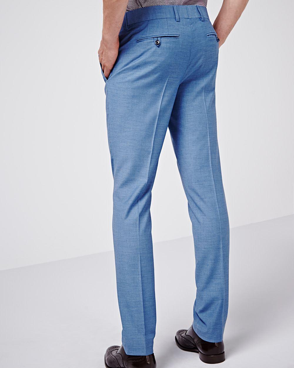 slim fit light blue pant regular rw co. Black Bedroom Furniture Sets. Home Design Ideas