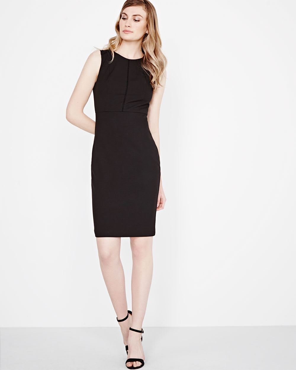 a9214e9edb Fitted sleeveless dress