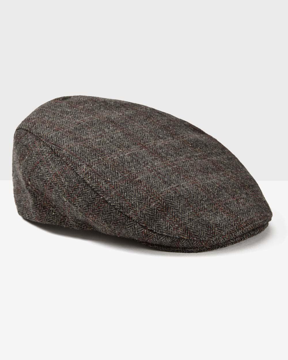 Plaid flat cap  ac36c4e05a3