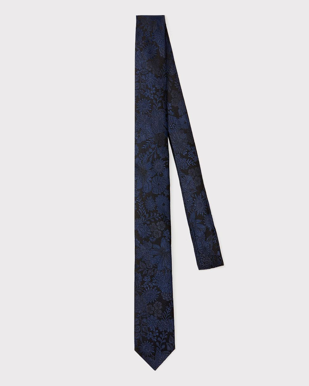 Regular Navy Floral Tie Rwco Tendencies Chinos Short 32