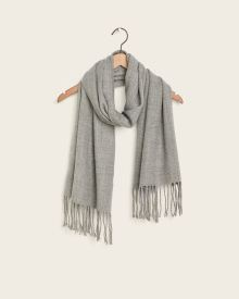 Fringed Oblong Scarf