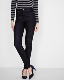 Skinny High-Rise Jeans
