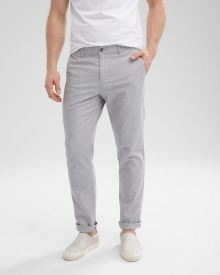 Slim Fit Textured Classic Chino Pant - 30''