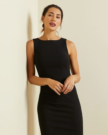 Black Sheath City dress