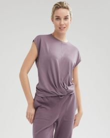 Relaxed Fit Loungewear T-Shirt