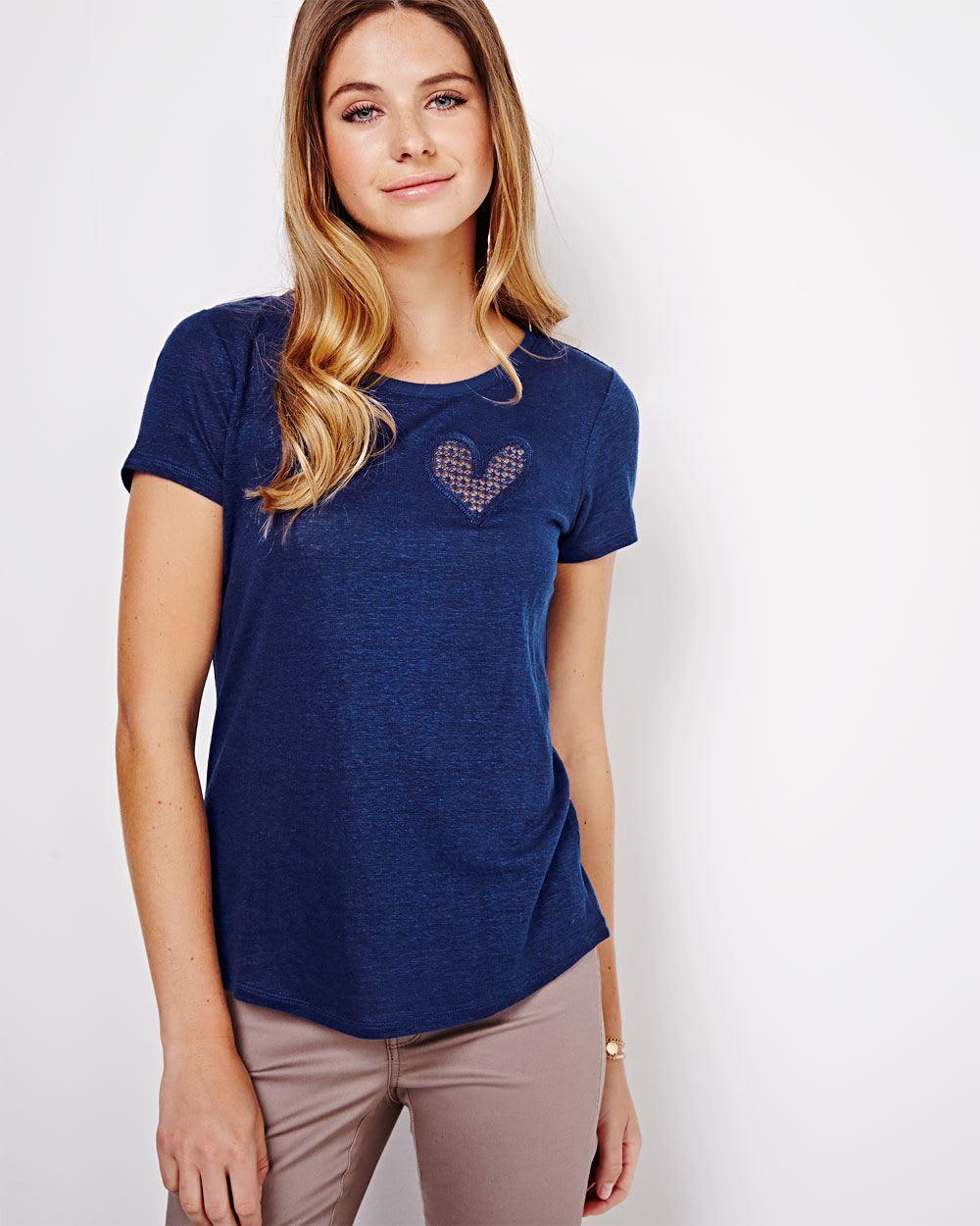 Short sleeve linen t shirt rw co for Short sleeve linen shirt