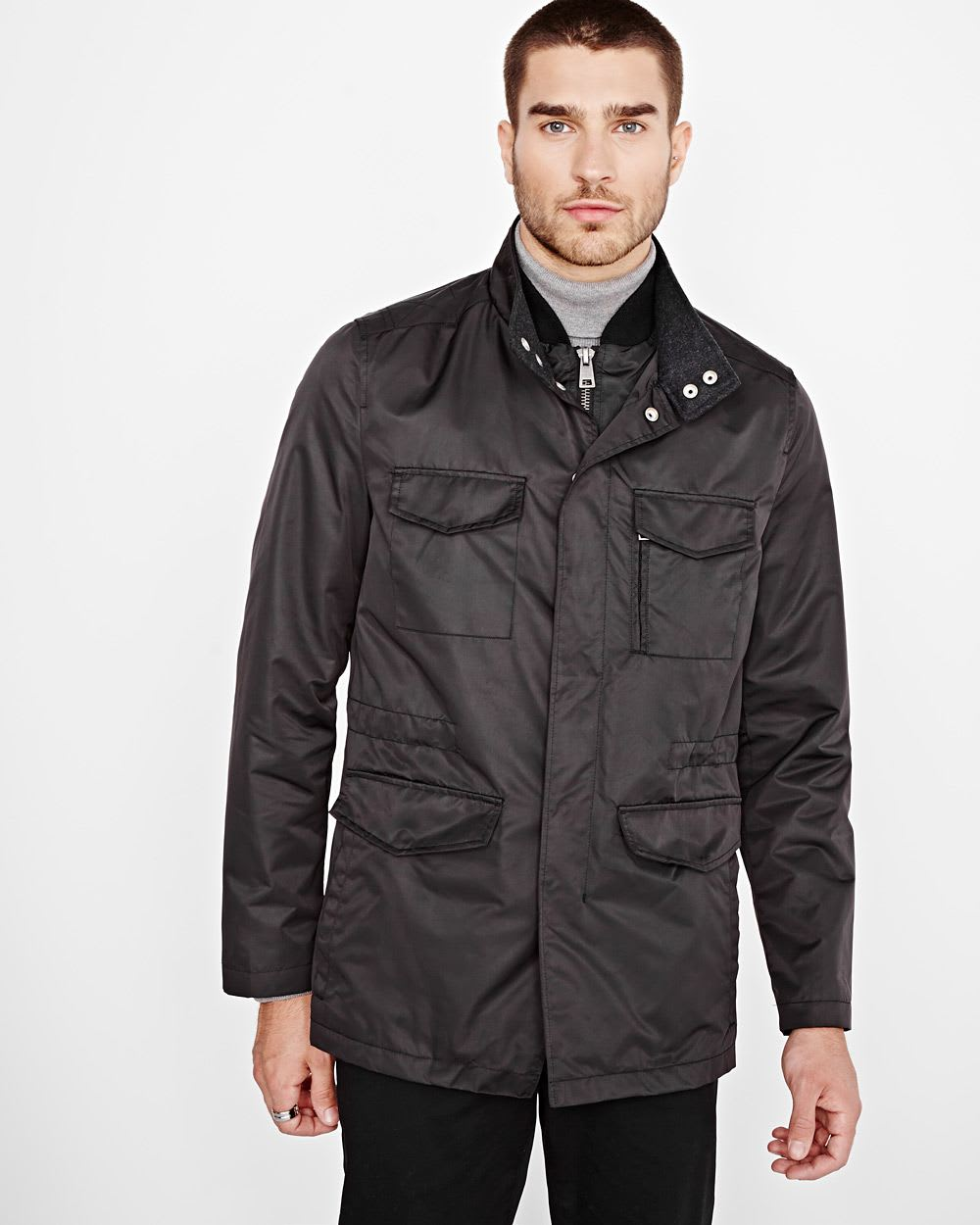Find great deals on eBay for black utility jacket womens. Shop with confidence.