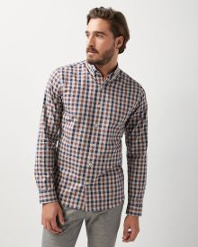 Tailored fit Oxford shirt