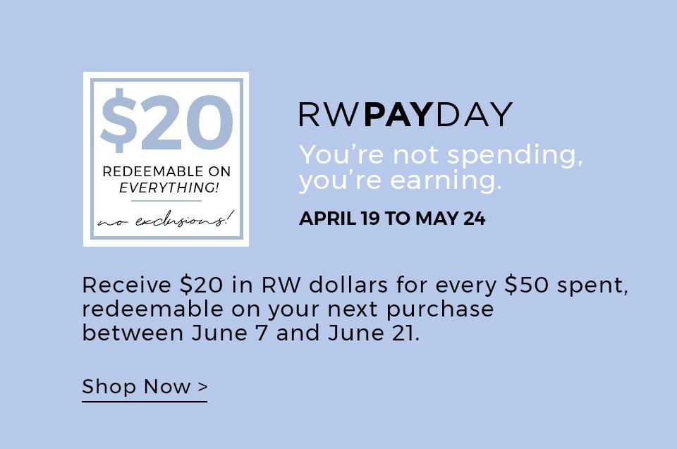 RW&CO. DOLLARS