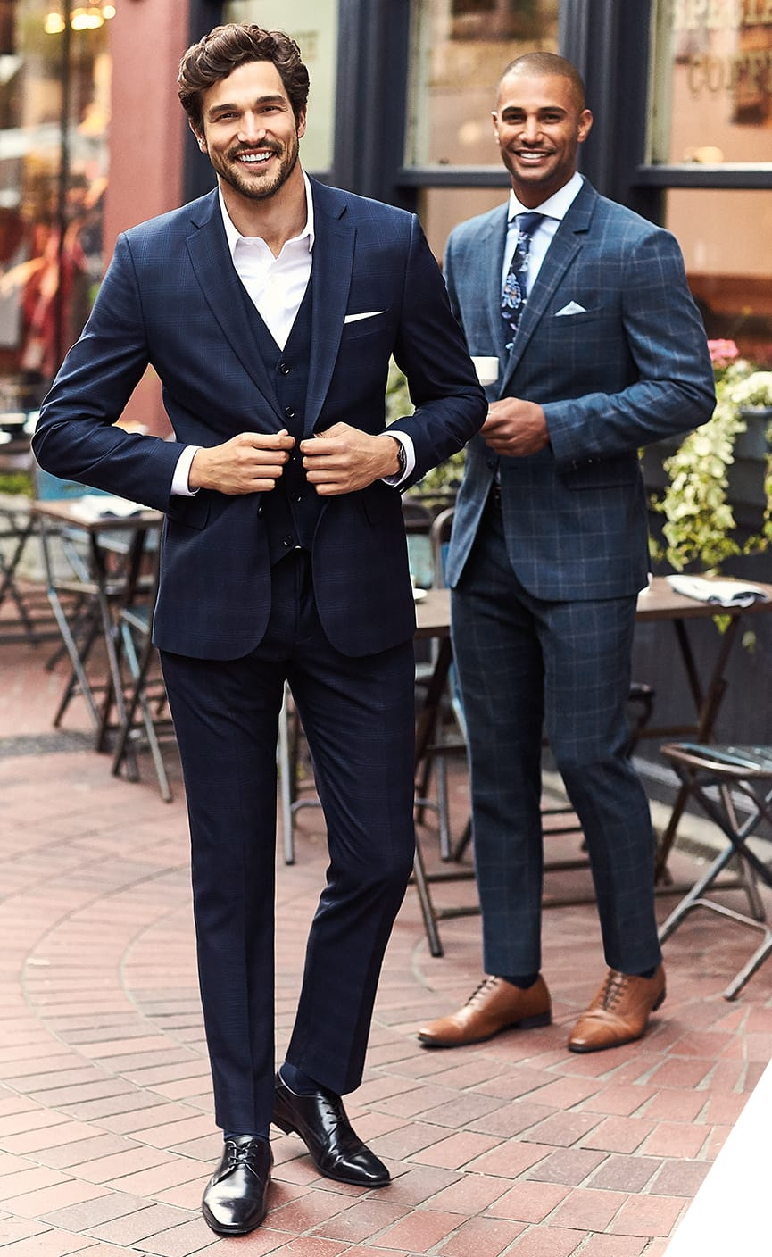 Men's suiting
