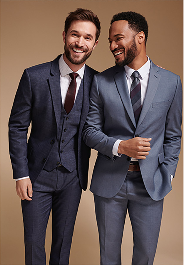 RW&Co suits ambassadors