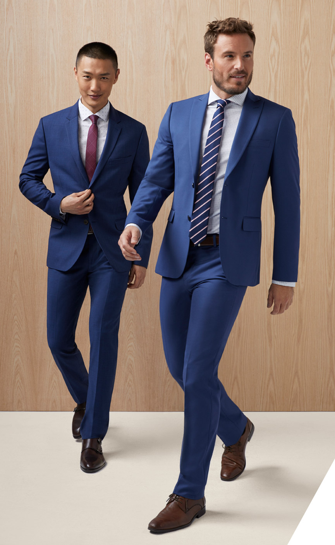 Men's suiting